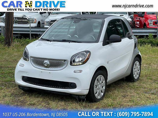 2016 smart fortwo Passion for sale in Bordentown, NJ
