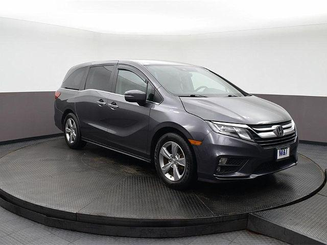 2018 Honda Odyssey EX for sale in Highland Park, IL