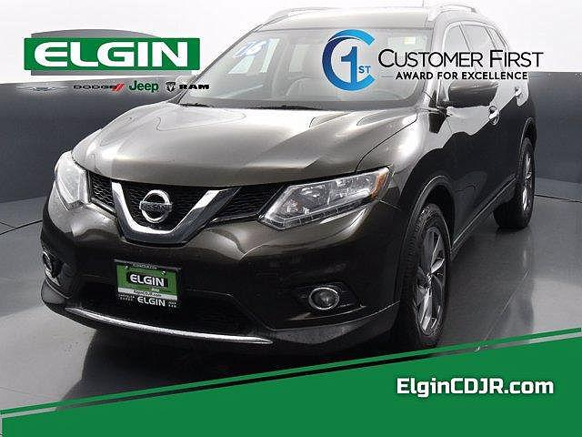 2016 Nissan Rogue SL for sale in Streamwood, IL
