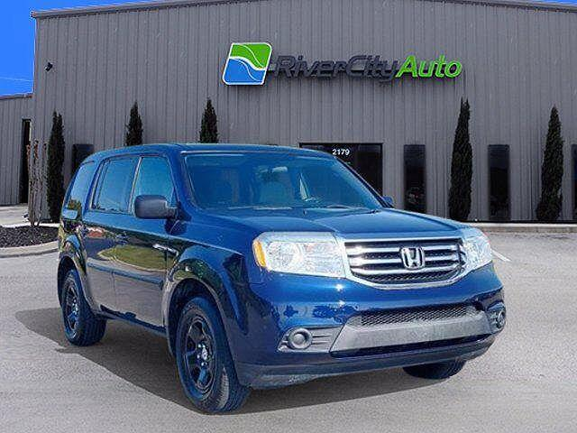 2013 Honda Pilot LX for sale in Chattanooga, TN