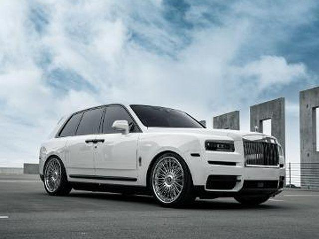 2019 Rolls-Royce Cullinan Sport Utility for sale in West Chicago, IL