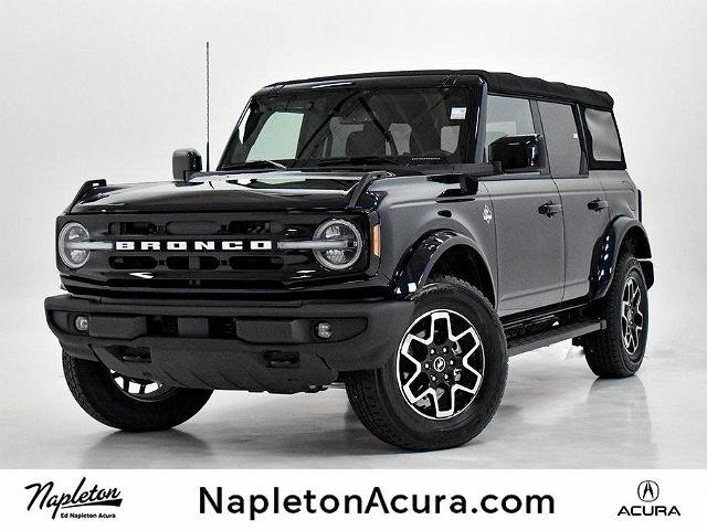 2021 Ford Bronco Outer Banks for sale in Elmhurst, IL