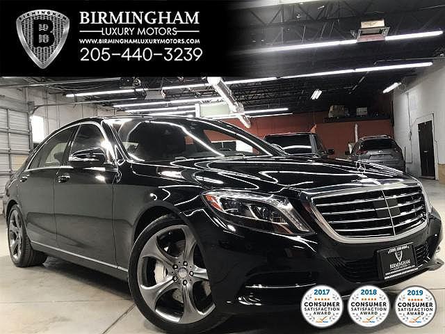 2015 Mercedes-Benz S-Class S 550 for sale in Birmingham, AL