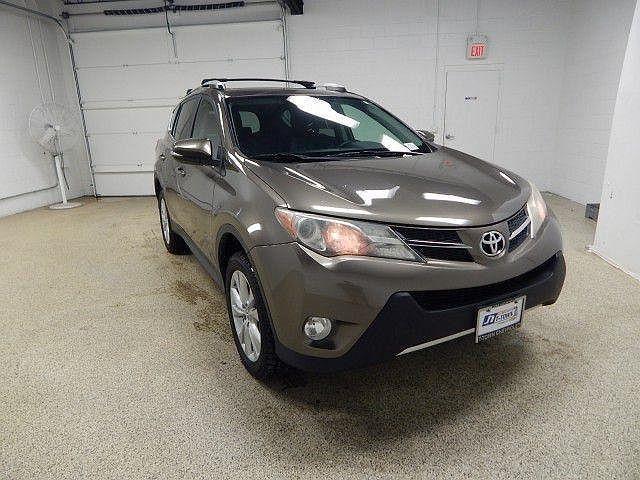 2015 Toyota RAV4 Limited for sale in Tulsa, OK
