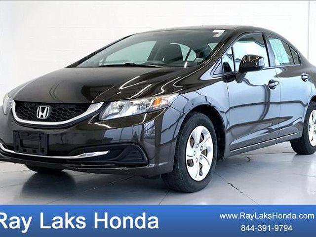 2013 Honda Civic  LX for sale in Orchard Park, NY