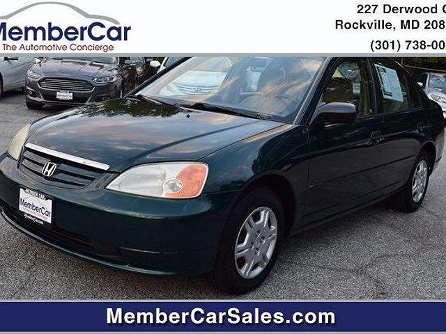 2001 Honda Civic LX for sale in Rockville, MD