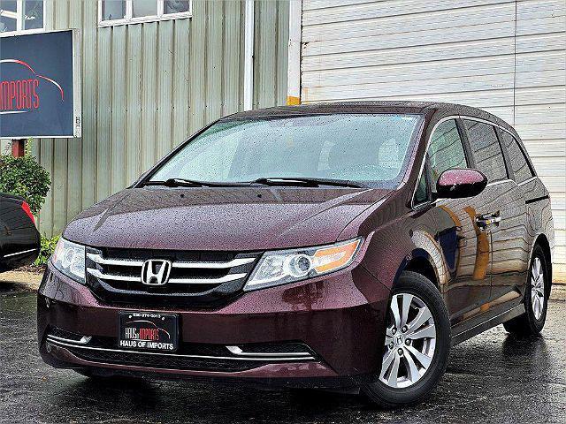 2014 Honda Odyssey EX-L for sale in Lemont, IL