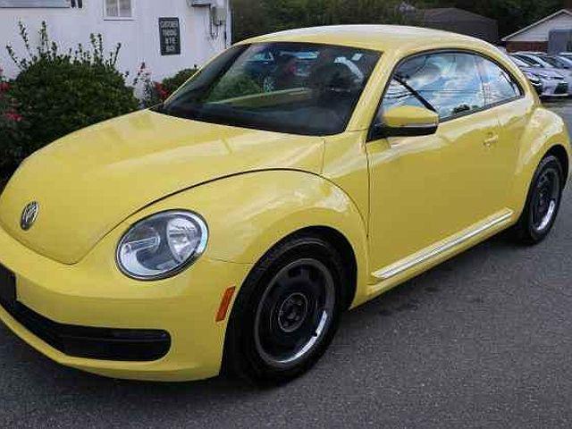 2012 Volkswagen Beetle 2.5L PZEV for sale in Graham, NC