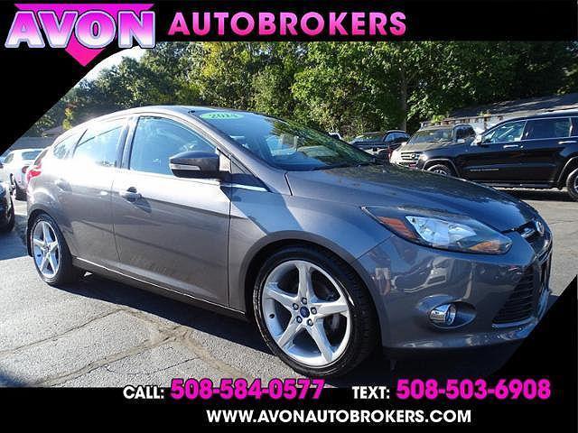 2014 Ford Focus Titanium for sale in Avon, MA