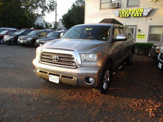 2007 Toyota Tundra LTD for sale in Leesburg, VA