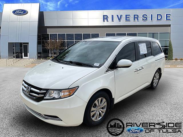 2016 Honda Odyssey EX-L for sale in Tulsa, OK