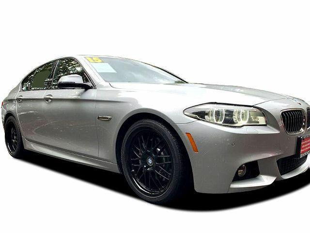 2015 BMW 5 Series 535i for sale in Bellevue, WA