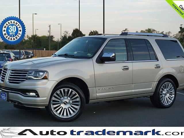 2017 Lincoln Navigator Select for sale in Manassas, VA