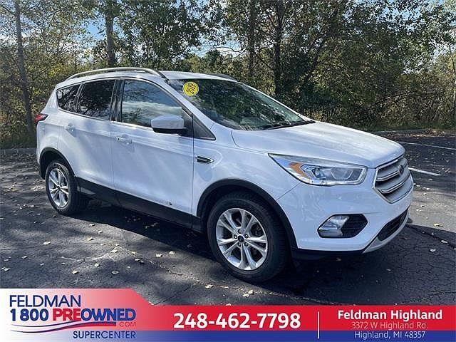 2019 Ford Escape SEL for sale in Highland Township, MI