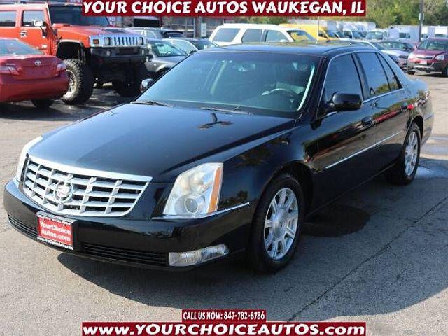 2011 Cadillac DTS for sale near Waukegan, IL