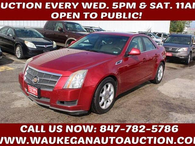 2008 Cadillac CTS RWD w/1SA for sale in Waukegan, IL