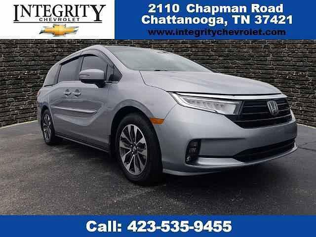2021 Honda Odyssey EX-L for sale in Chattanooga, TN