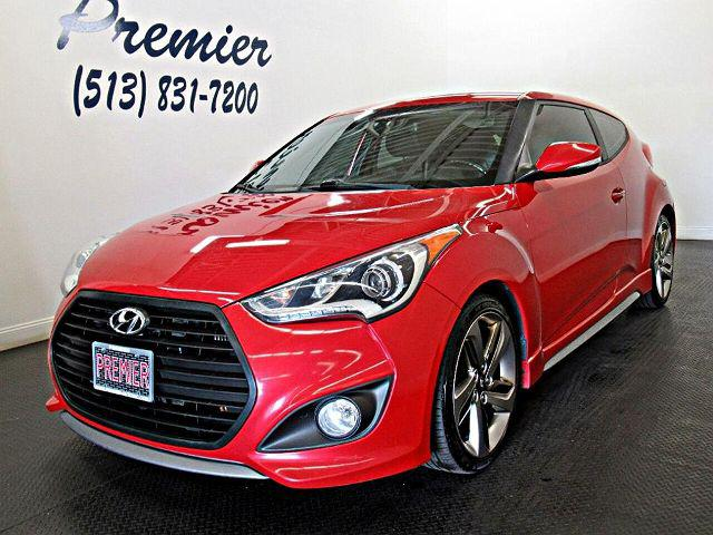 2014 Hyundai Veloster Turbo for sale in Milford, OH