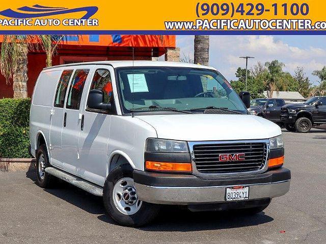 "2014 GMC Savana Cargo Van RWD 2500 135"" for sale in Fontana, CA"