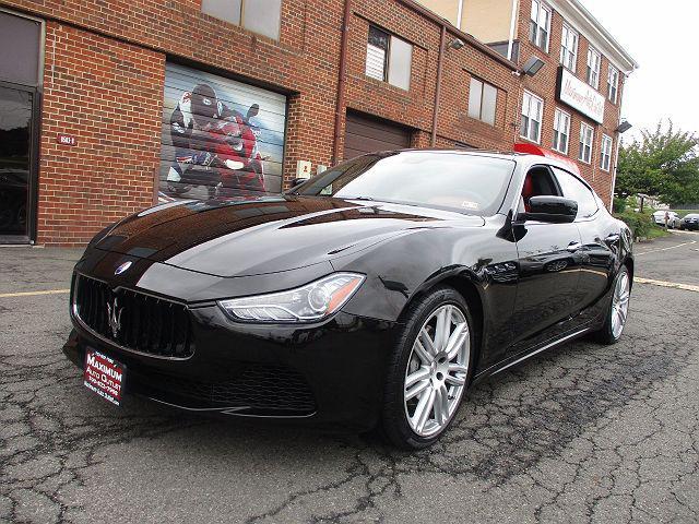2016 Maserati Ghibli 4dr Sdn for sale in Manassas Park, VA
