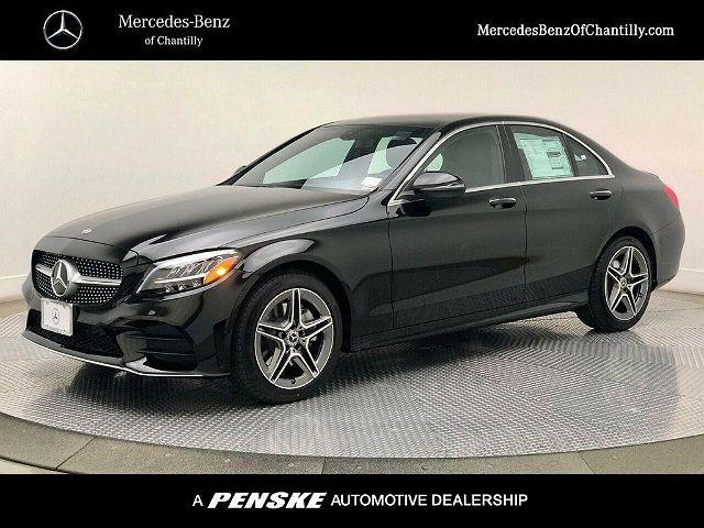 2021 Mercedes-Benz C-Class C 300 for sale in Chantilly, VA