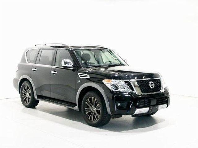 2018 Nissan Armada Platinum for sale in Longview, TX