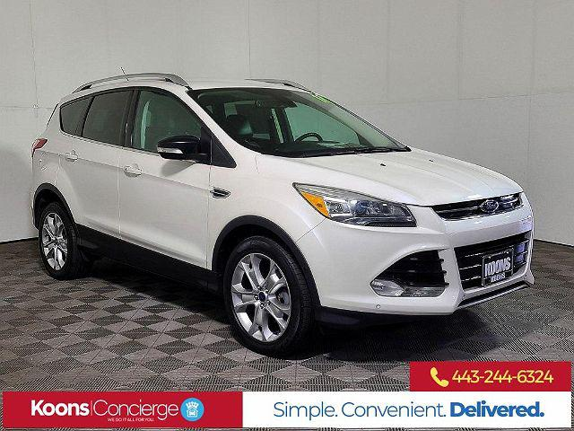 2014 Ford Escape Titanium for sale in Owings Mills, MD