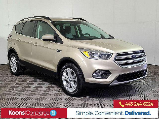 2018 Ford Escape SE for sale in Owings Mills, MD