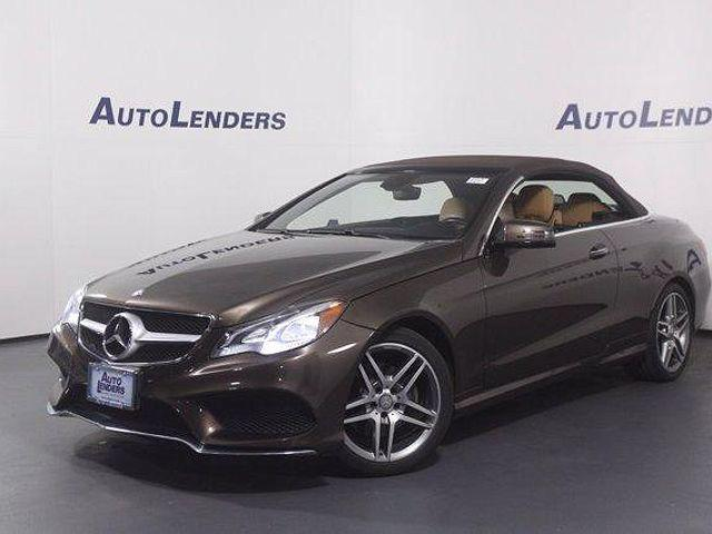 2016 Mercedes-Benz E-Class E 400 for sale in Voorhees, NJ