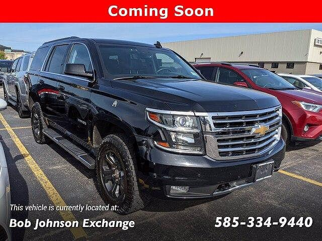 2016 Chevrolet Tahoe LT for sale in Rochester, NY