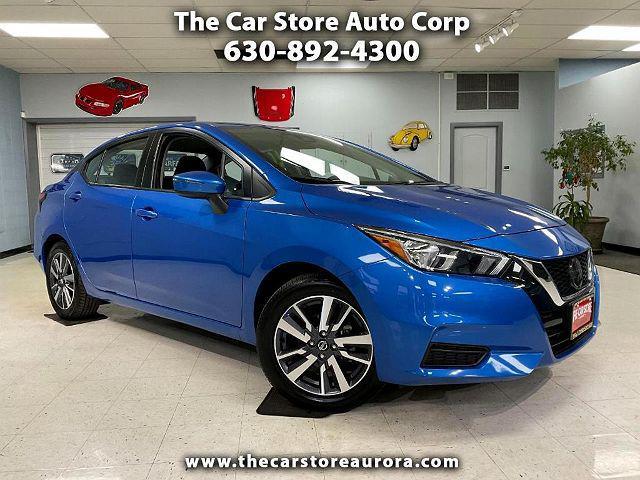 2020 Nissan Versa SV for sale in Aurora, IL