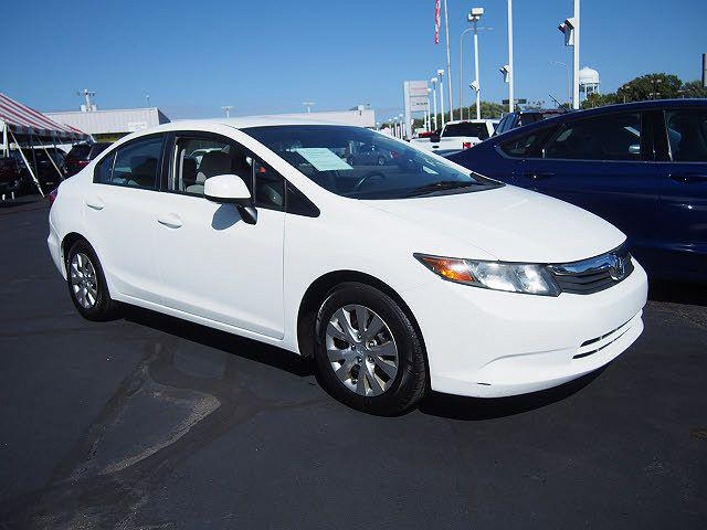 2012 Honda Civic  LX for sale in Independence, MO