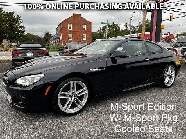 2014 BMW 6 Series 640i for sale in Baltimore, MD