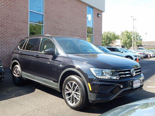 2020 Volkswagen Tiguan SE for sale in Alexandria, VA