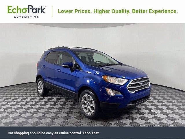 2018 Ford EcoSport SE for sale in Marietta, GA