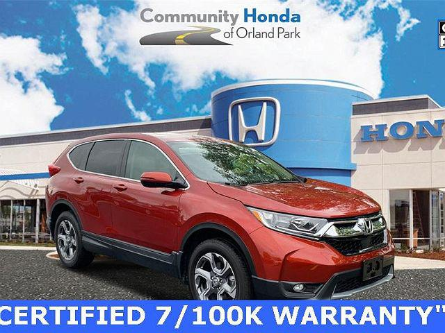 2018 Honda CR-V EX-L for sale in Orland Park, IL
