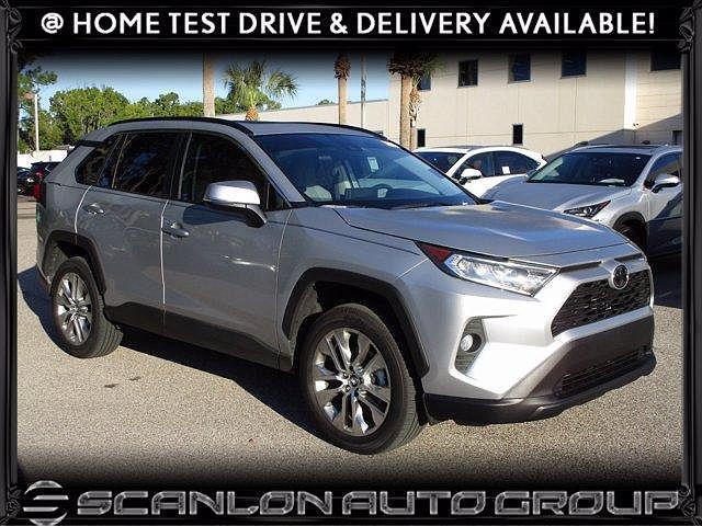 2021 Toyota RAV4 XLE Premium for sale in Fort Myers, FL