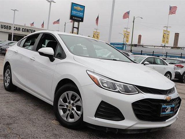 2019 Chevrolet Cruze LS for sale in Chicago, IL