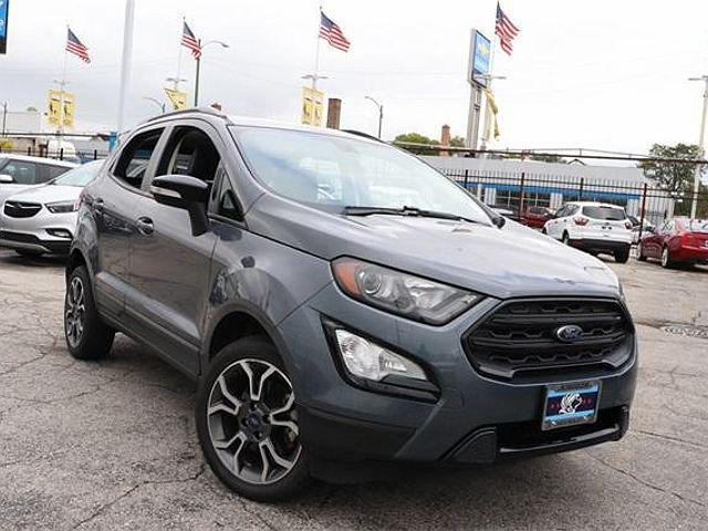 2019 Ford EcoSport SES for sale in Chicago, IL