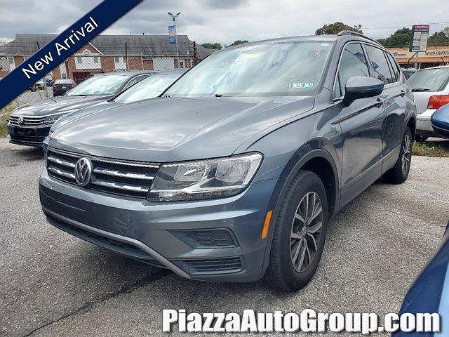 2019 Volkswagen Tiguan SE for sale in Ardmore, PA
