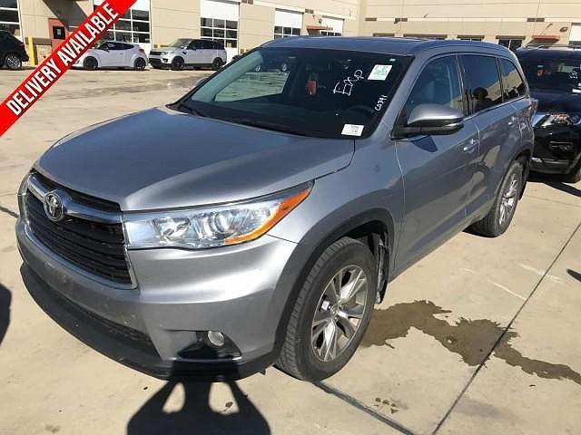 2014 Toyota Highlander XLE for sale in Carrollton, TX