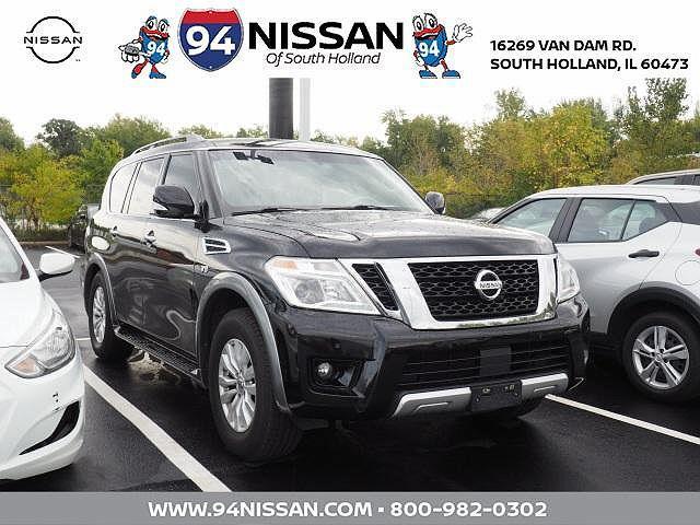 2017 Nissan Armada for sale near South Holland, IL