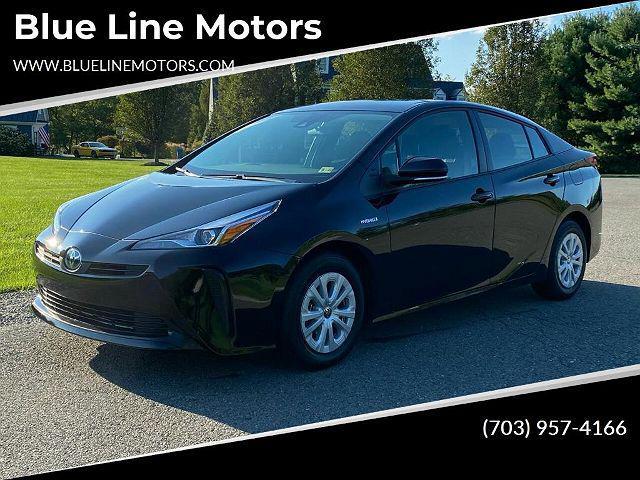 2021 Toyota Prius L Eco for sale in Winchester, VA