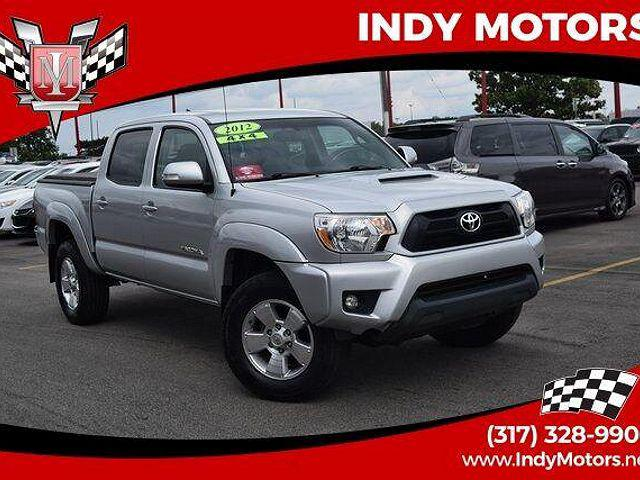 2012 Toyota Tacoma 4WD Double Cab V6 AT (Natl) for sale in Indianapolis, IN