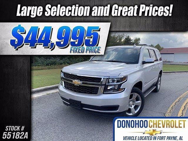2019 Chevrolet Tahoe LS for sale in Fort Payne, AL