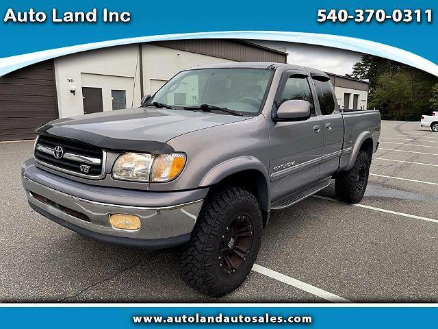 2001 Toyota Tundra Ltd for sale in Fredericksburg, VA