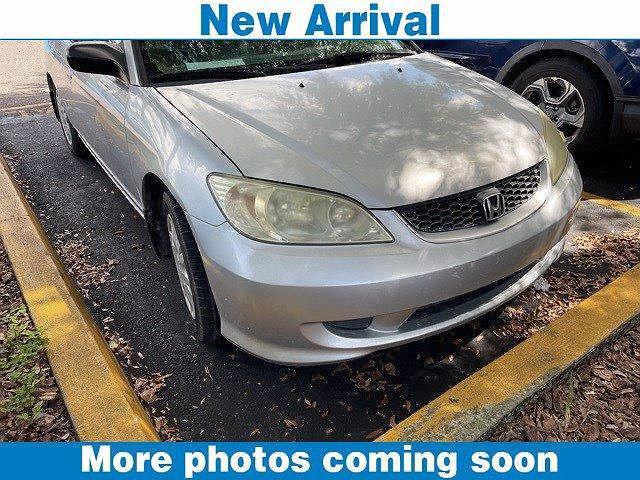 2004 Honda Civic LX for sale in Tampa, FL