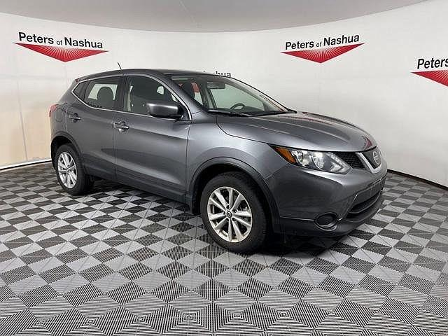 2019 Nissan Rogue Sport S for sale in Nashua, NH