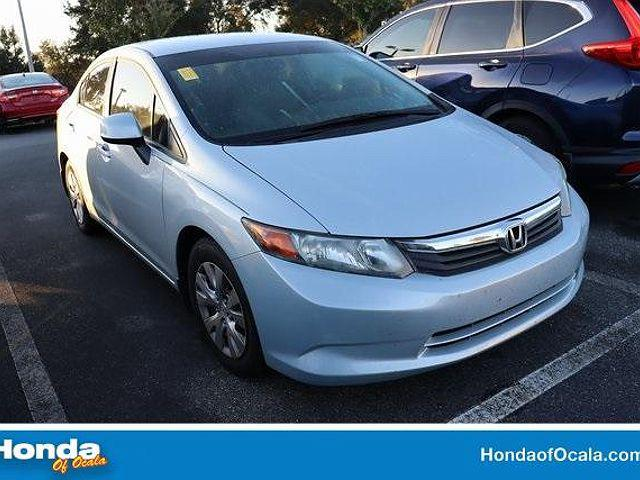 2012 Honda Civic  LX for sale in Ocala, FL