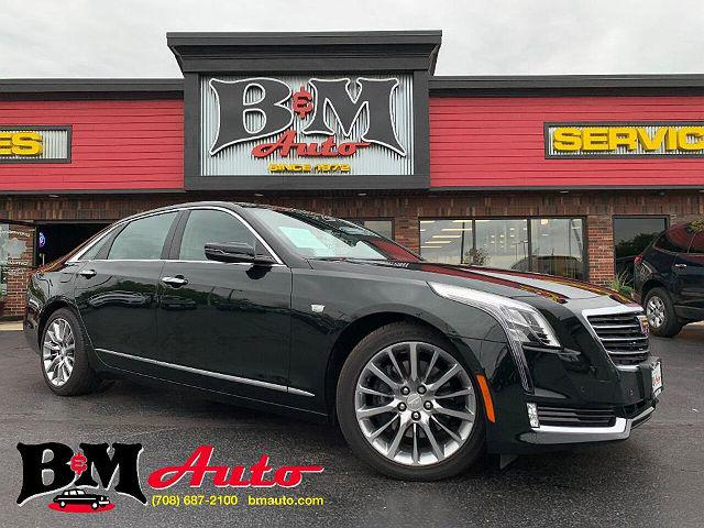 2017 Cadillac CT6 Luxury AWD for sale in Oak Forest, IL